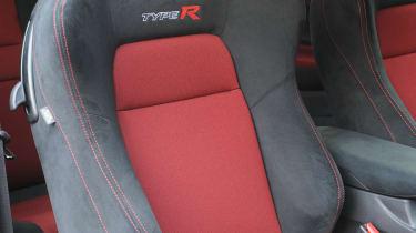 Honda Civic Type-R Mugen 2.2 seat