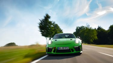 Manthey Racing Porsche 911 GT3 RS