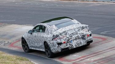 Mercedes-AMG GT Concept SPY - rear3