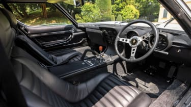 Lamborghini Miura P400 - dash
