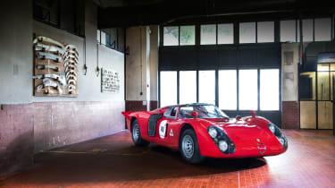 Alfa Romeo 33/2 'Daytona' from 1968