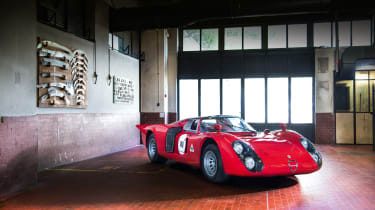 Alfa Romeo 33/2 'Daytona' from 1968