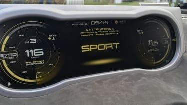 ATS Automobili GT - dials