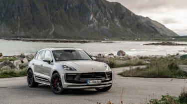 Porsche Macan GTS 2021 – front