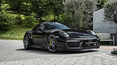 Techart 911 GTsport - front