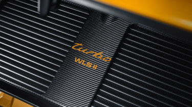 Porsche Classic Project Gold - Vent