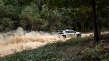 Toyota GR Yaris AP4 - side