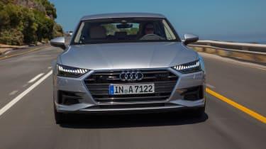 Audi A7 – front