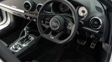 Revo Audi S3 Sportback - Interior