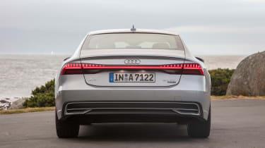 Audi A7 – rear