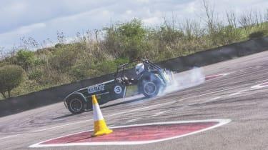 Overclockers UK Racing Series - Palmer Sport Caterham Persuit