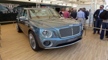 Bentley EXP-9F