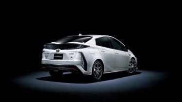 Toyota Prius PHV GR SPORT - rear quarter