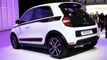 New Renault Twingo video: Geneva 2014