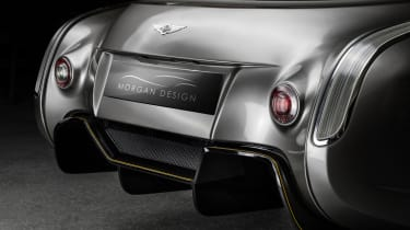 Morgan Aero GT – rear