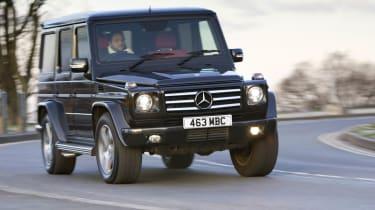 Mercedes-Benz G-Wagen G350 Bluetec video review