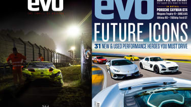 evo 264 - covers