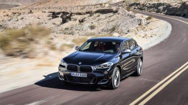 BMW X2 M35i - front