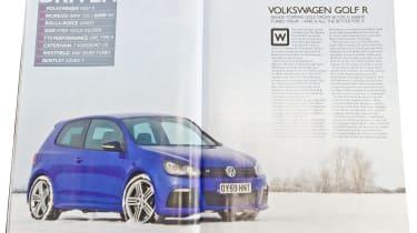 Volkswagen Golf R Mk6 - evo