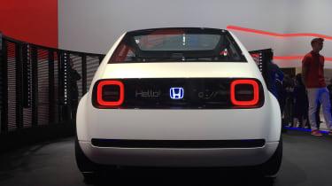 Honda Urban EV Concept live - rear