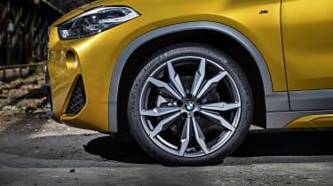 BMW X1 M Sport X - wheels