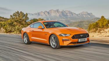 MY18 Mustang - GT