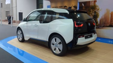 BMW i3 specs, pictures and video