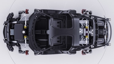 Alpine A110 GTA concept – top
