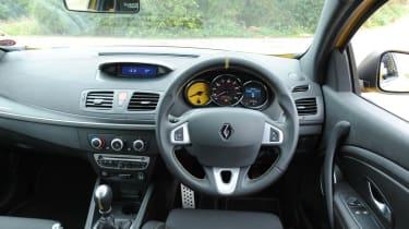 Renaultsport Megane 265 Trophy interior