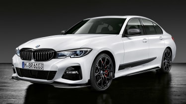 Bmw Launches M Performance Parts For New 3 Series Evo