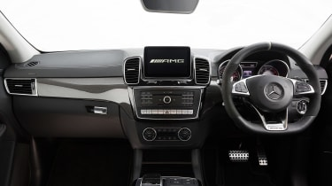 Mercedes-AMG GLE 63 S Coupe - interior