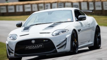 Jaguar XKR-S GT coming to the UK