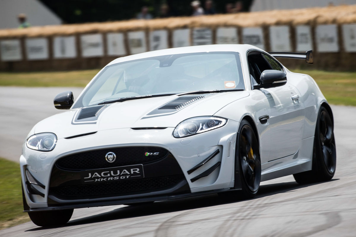 Jaguar Xkr S Gt Coming To The Uk Evo