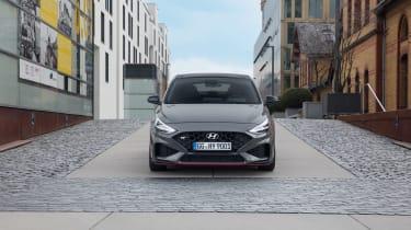 2020 Hyundai i30 FB N – nose