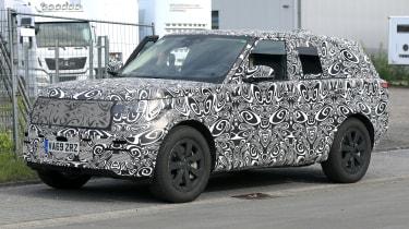 Range Rover spy 1
