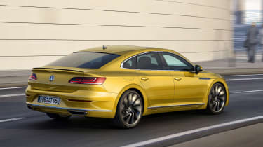 Volkswagen Arteon - rear three quarter