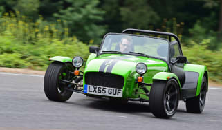 Caterham sale