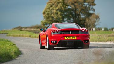 Ferrari F430 rear