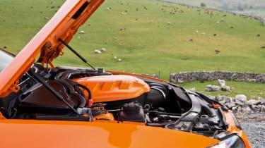 BMW M3 GTS engine