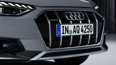 Audi A4 Allroad - grille