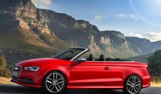Audi S3 cabriolet quattro