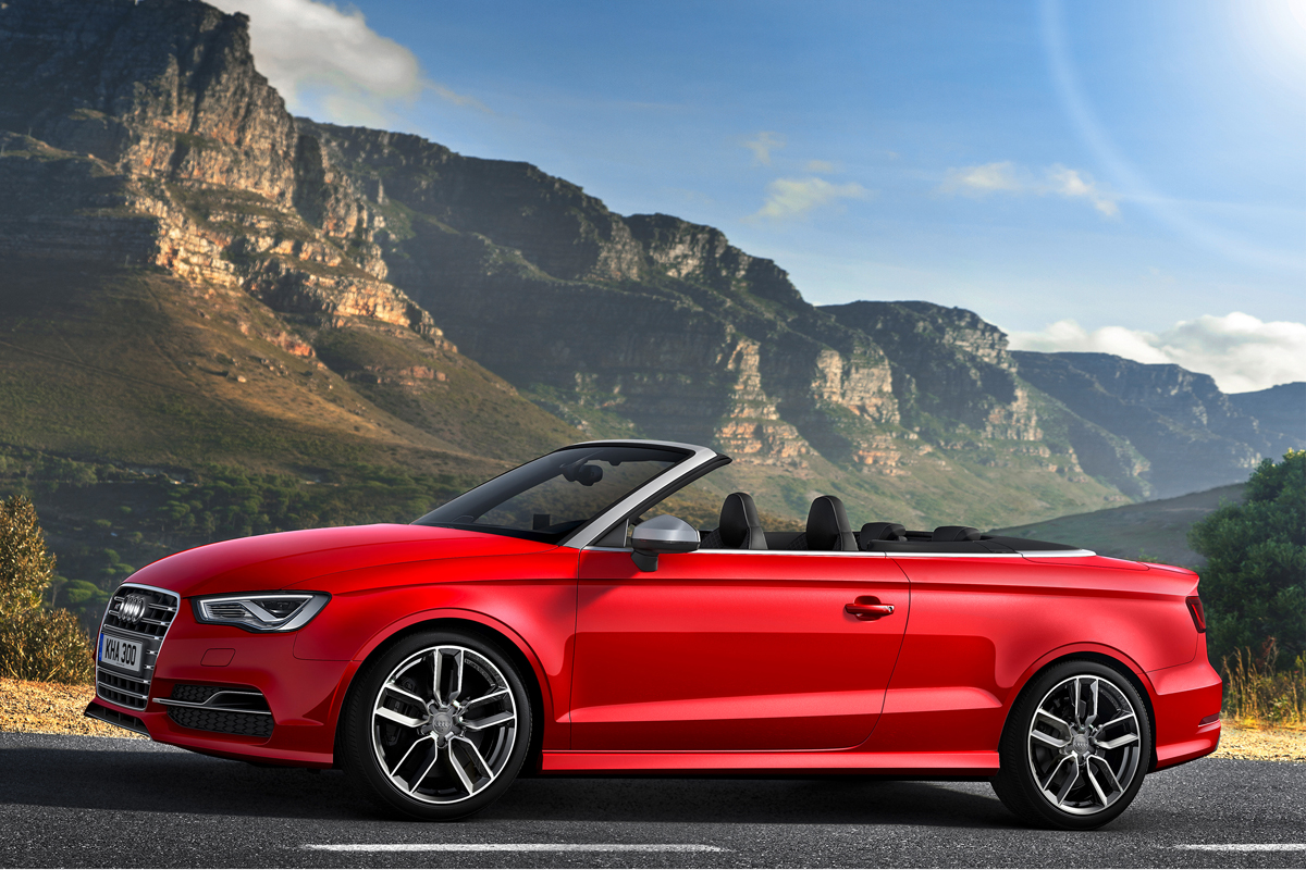 Audi S3 And A3 Tdi Quattro Cabriolet Prices Specs And Pictures Evo