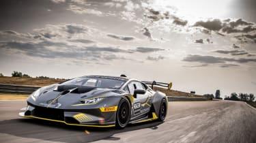 Lamborghini Huracan Super Trofeo EVO - front quarter