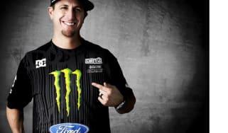 Ken Block joins WRC
