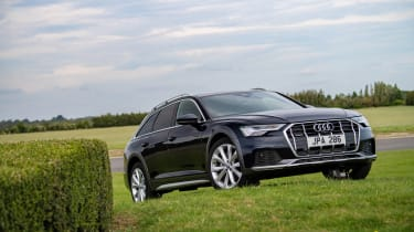Audi A6 Allroad 2021 – front static