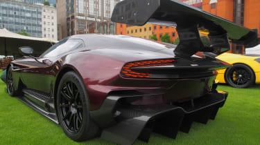 City Concours - Aston Martin Vulcan