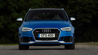 Audi RS3 Sportback - front