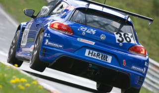 VW Scirocco Nurburgring 24hrs