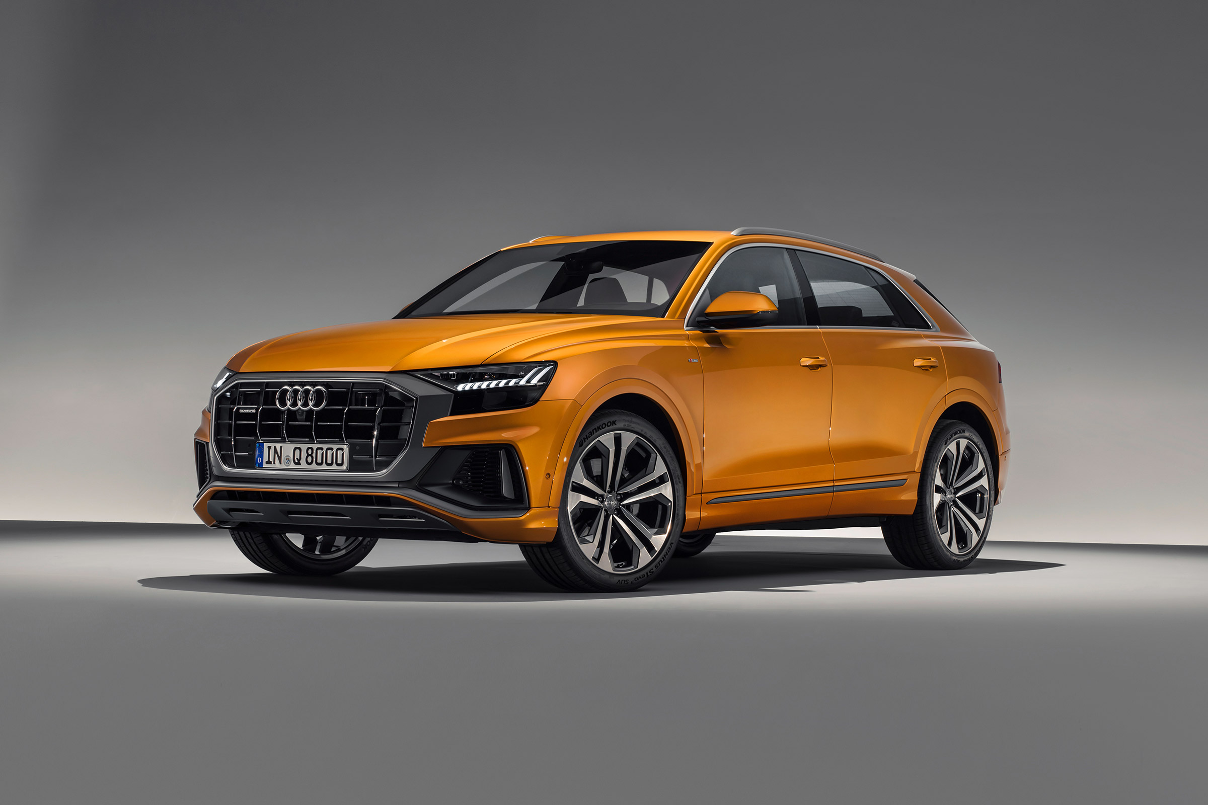 All-new 2018 Audi Q8 revealed - a BMW X6 rival done properly?   evo