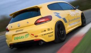 Volkswagen Scirocco Cup racer